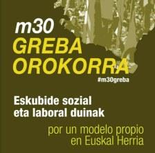 m30grebaorokorra